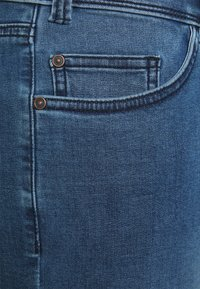 MY TRUE ME TOM TAILOR - CAPRI - Denim shorts - clean dark stone blue denim - 2