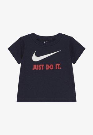TEE BABY - Print T-shirt - obsidian