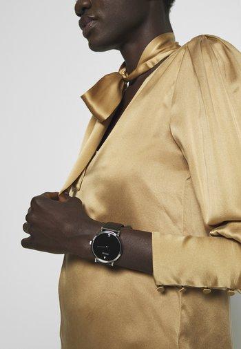 GENUINE DIAMOND - Horloge - silver tone