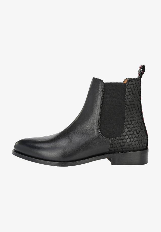 NIKKI - Classic ankle boots - schwarz