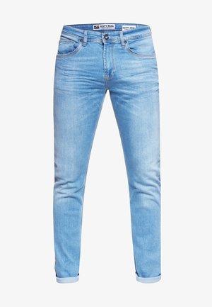 MELVIN - Slim fit jeans - light blue