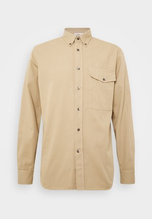 RELAXED - Camicia - sesame