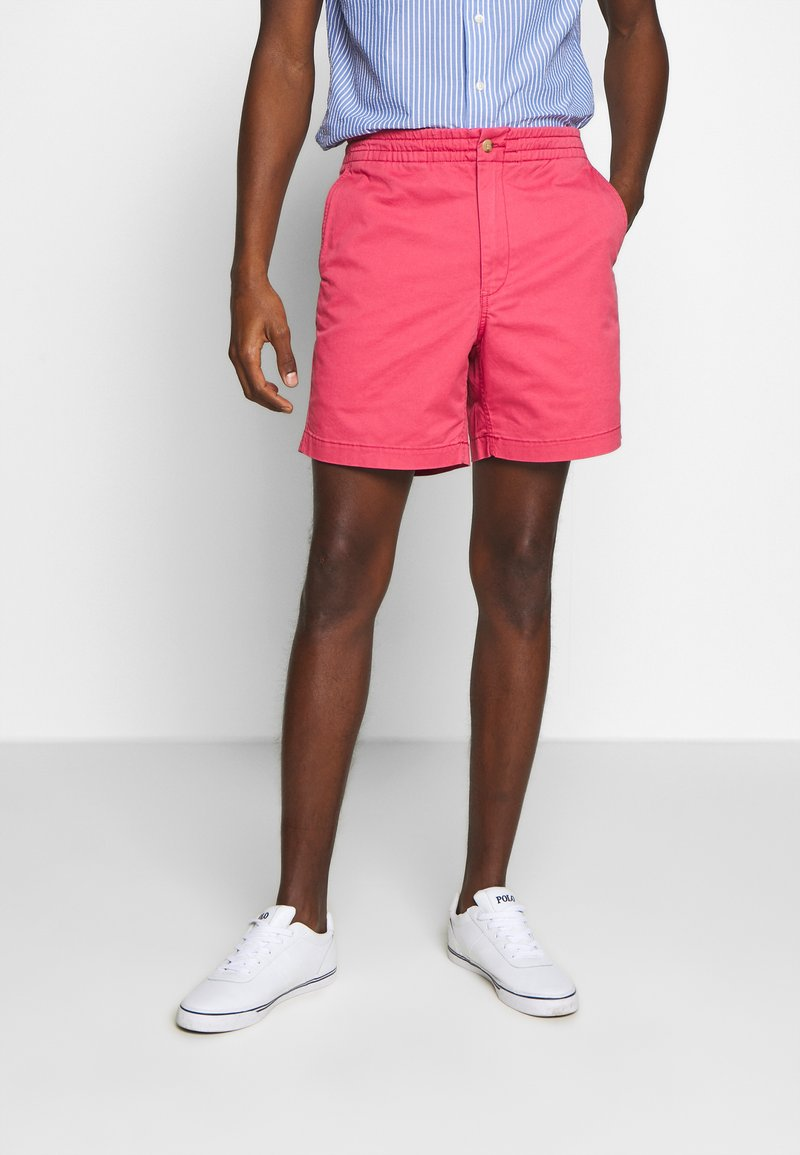 Polo Ralph Lauren - 6-INCH POLO PREPSTER TWILL SHORT - Shorts - nantucket red