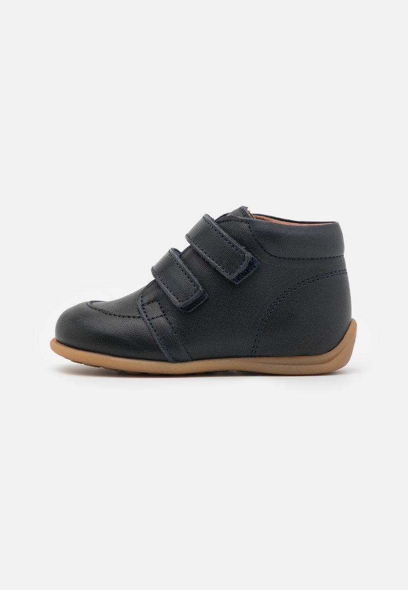Bisgaard - LUCA UNISEX - Touch-strap shoes - navy