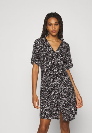 WINONA DRESS - Day dress - black