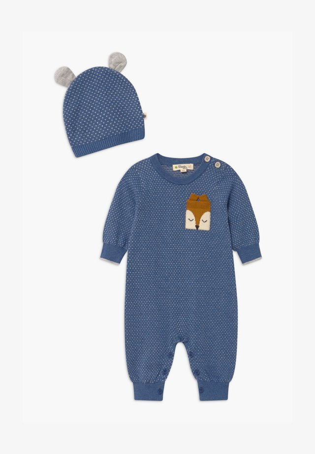 ACORN UNISEX GIFT BOX SET - Beanie - blue