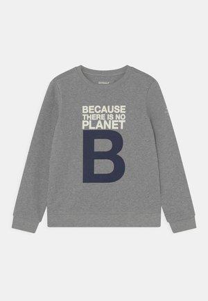 GREAT B UNISEX - Sweater - light grey melange