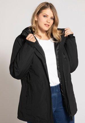 Outdoor jacket - noir