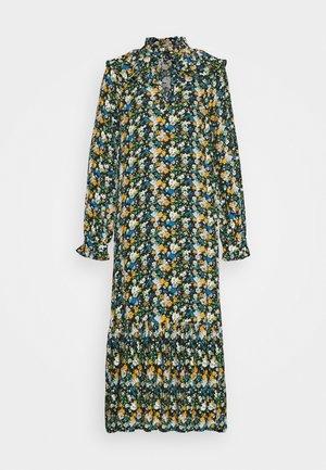 ANNA - Day dress - blue multi