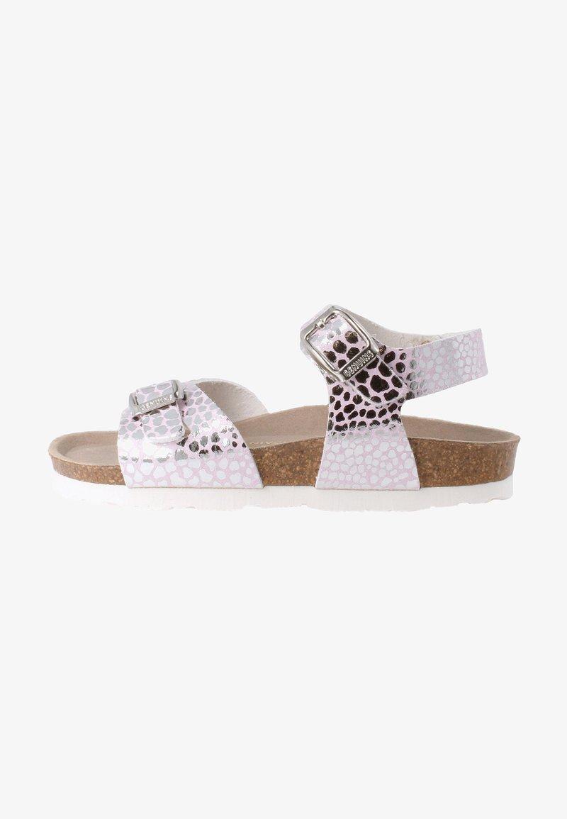Genuins - Walking sandals - pink