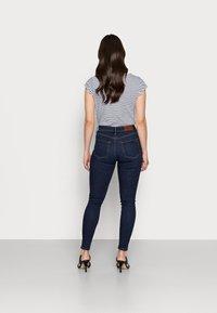 Tommy Hilfiger - Jeans Skinny Fit - dark-blue denim - 2