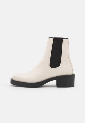 DEMELZA - Kotníkové boty na platformě - offwhite