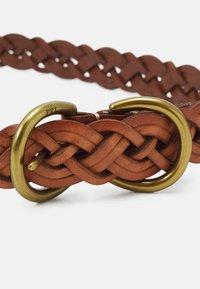Polo Ralph Lauren - SMOOTH VACHETTA - Belt - brown - 2