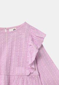 Cotton On - JUNO LONG SLEEVE FRILL - Maglietta a manica lunga - lavendar fog - 2