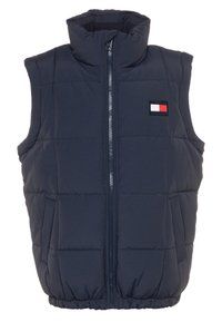 Tommy Hilfiger - ZIP OFF PADDED  - Winter jacket - blue - 2