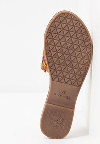 Tamaris - Pantofle - saffron - 6