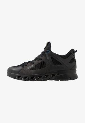 MULTI-VENT - Hiking shoes - black/olympian blue