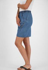 alife & kickin - LUCYAK  - Wrap skirt - denim - 2