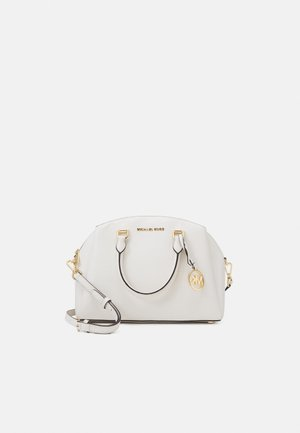 MAXINE DOME SATCHEL - Kabelka - optic white