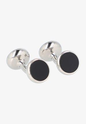 2 WAYS TO WEAR - Boutons de manchette - black