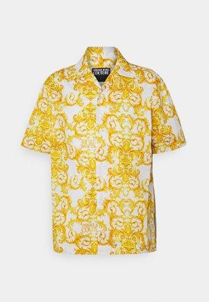 LOGO BAROQUE - Camisa - white