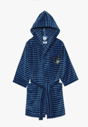 Dressing gown - river blue