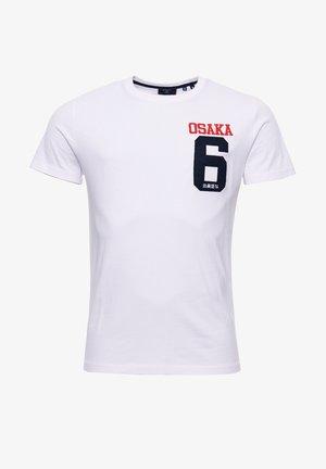 OSAKA - T-shirt con stampa - optic