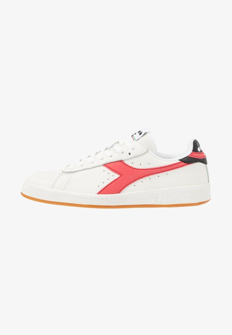 Diadora - GAME - Zapatillas - white/cayenne/black