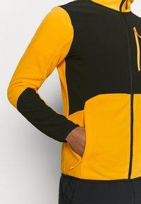 The North Face - GLACIER PRO FULL ZIP - Fleece jacket - sumitgld - 5