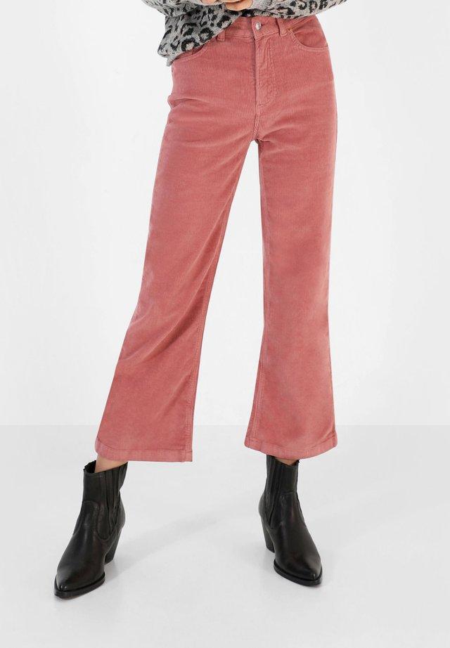 CORDUROY  - Pantaloni - pink