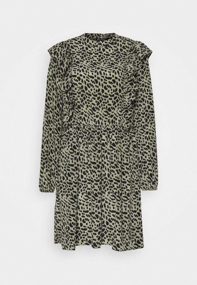 PCAGNETA DRESS  - Vestito estivo - jadeite