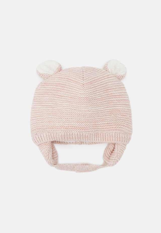 LINED HAT UNISEX - Berretto - chalk pink