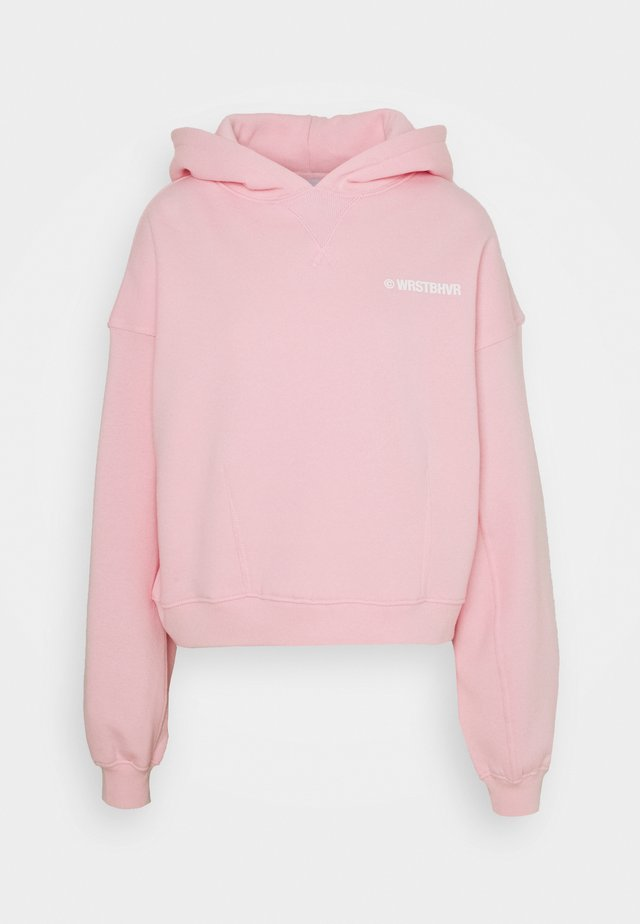 STYLE HOODIE CORBY - Felpa - soft pink