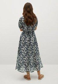 Mango - CALABASA - Maxi dress - azul marino oscuro - 1