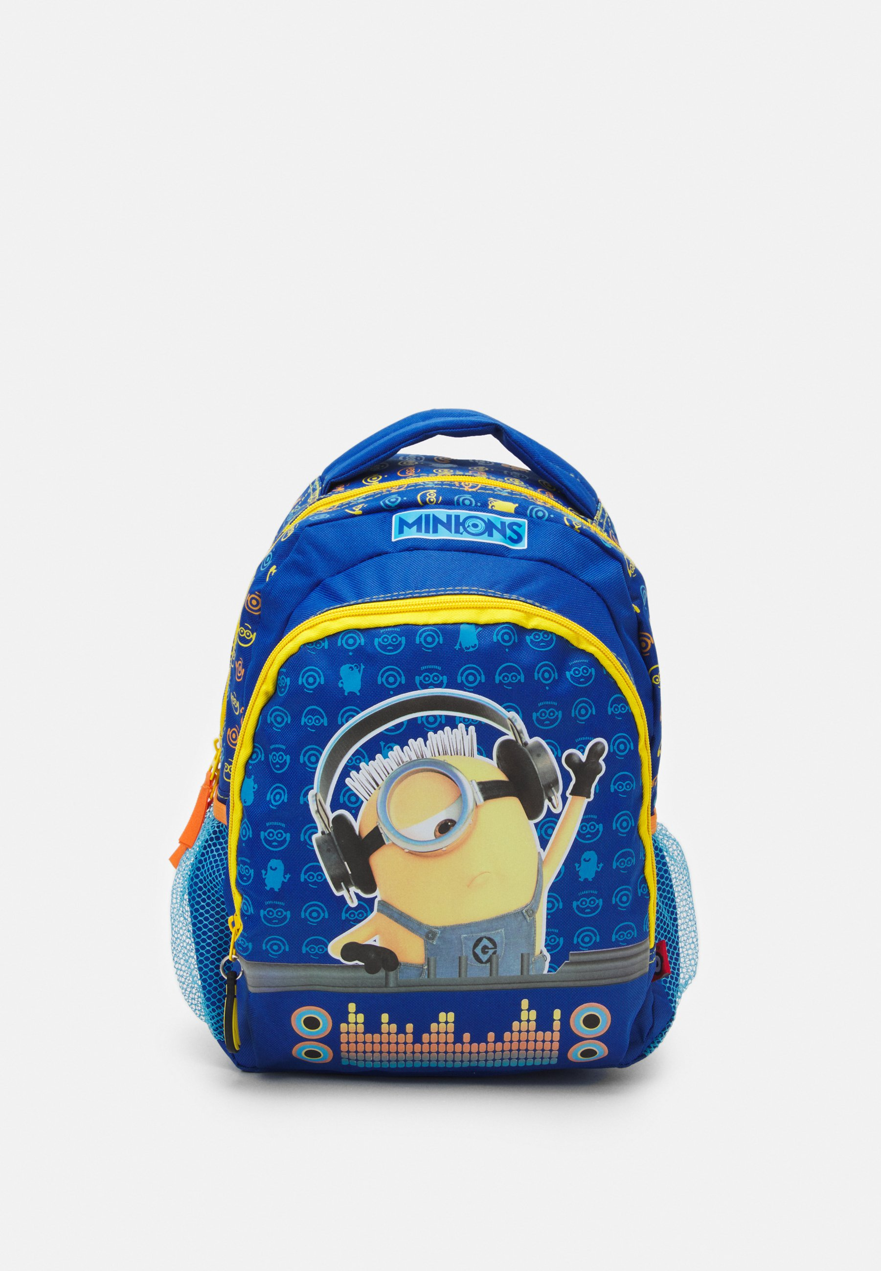 Kids BACKPACK MINIONS CHECK IT OUT UNISEX - Rucksack