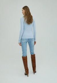 EDITED - Long sleeved top - blau - 2
