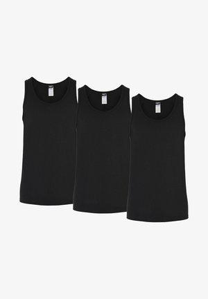 3 PACK - Undertröja - black