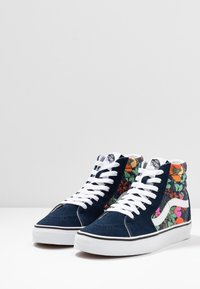 Vans - SK8 - High-top trainers - dress blues/true white - 4