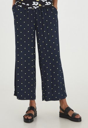 Trousers - total eclipse dot
