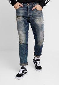 Diesel - D-EETAR - Slim fit jeans - blue denim - 0