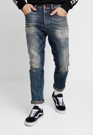 D-EETAR - Jean slim - blue denim