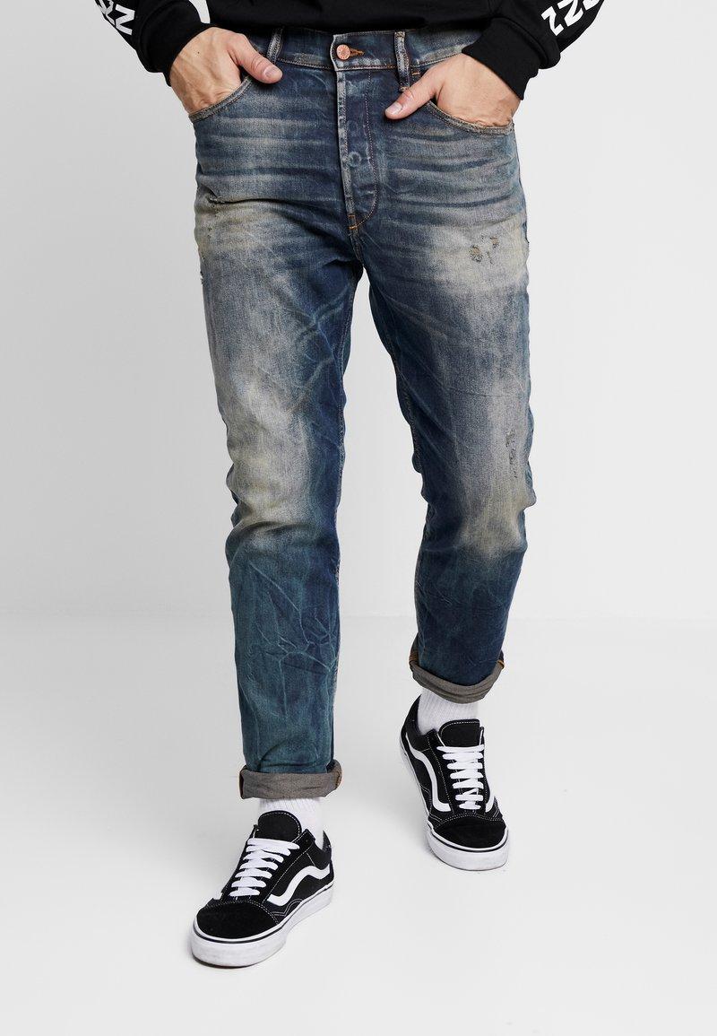 Diesel - D-EETAR - Slim fit jeans - blue denim