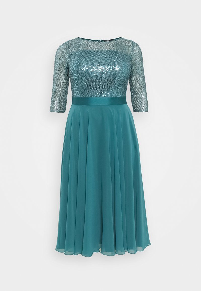 Swing Curve - Cocktail dress / Party dress - hydro