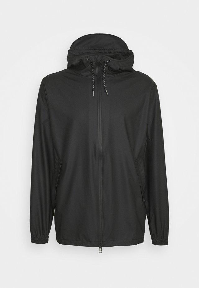 STORM BREAKER UNISEX - Vodotěsná bunda - black