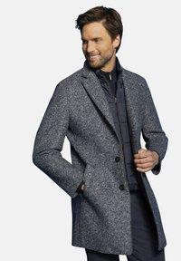 Bugatti - Classic coat - marine - 0
