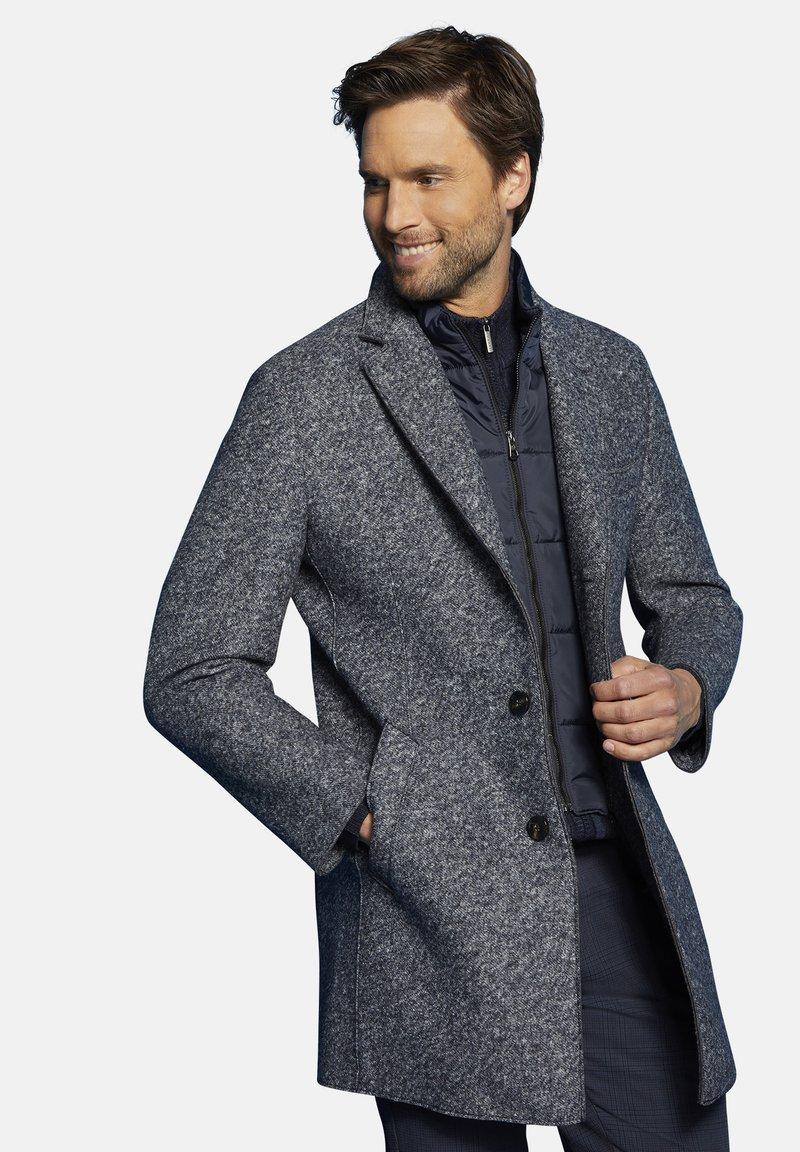 Bugatti - Classic coat - marine