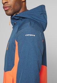 Icepeak - BARNES - Soft shell jacket - burned orange - 6