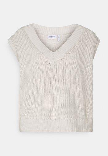 POPPY - Basic T-shirt - beige