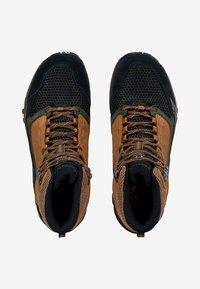 Haglöfs - SKUTA MID PROOF ECO - Hiking shoes - olive/brown - 1