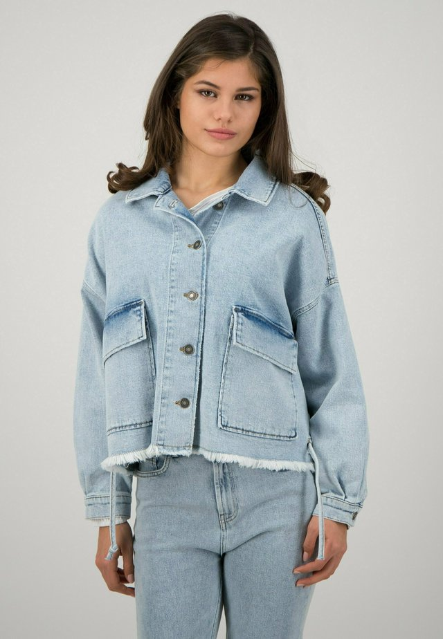 Giacca di jeans - light blue washed